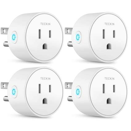 Teckin Smart Plug 4-Pack