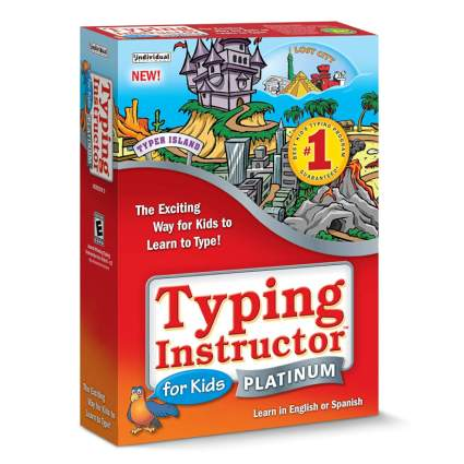 typing instructor software