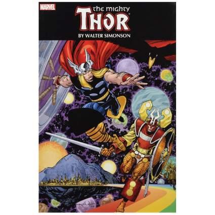 The Walt Simonson Thor Omnibus