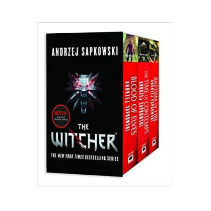 witcher boxset