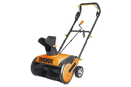 Worx WG450 18-Inch 13 Amp Electric Snow Thrower