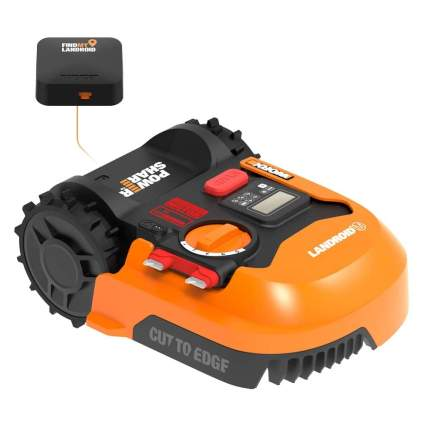 Worx WR143 Landroid M 20V Robotic Lawn Mower with GPS