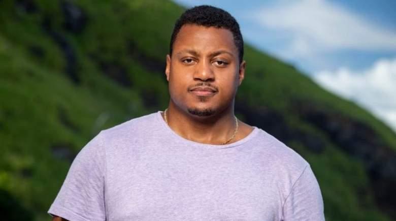 Survivor: Island of the Idols castaway Jamal Shipman