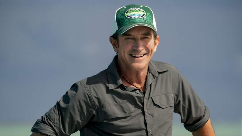 Jeff Probst has hosted Survivor since its inception 20 years ago.