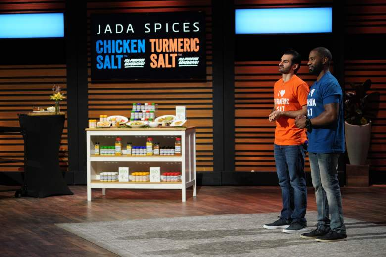 Jada Spices Shark Tank