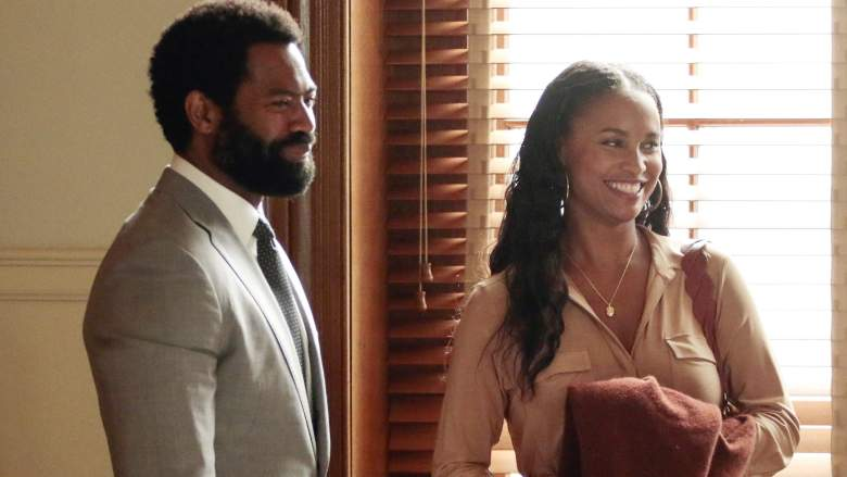 Nicholas Pinnock and Joy Bryant star on For Life on ABC.