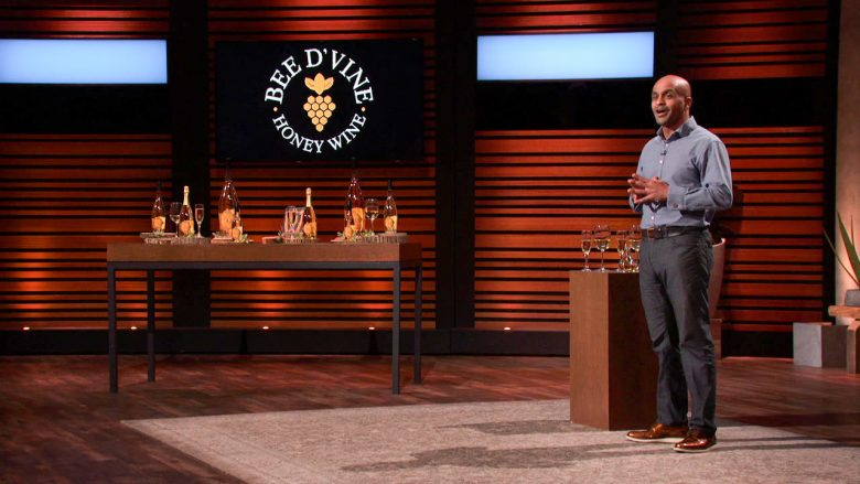 Bee D'Vine Honey Wine Shark Tank