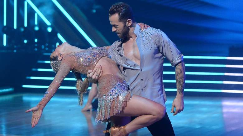 Kaitlyn Bristowe and Artem Chigvintsev on season 29 of Dancing With the Stars.