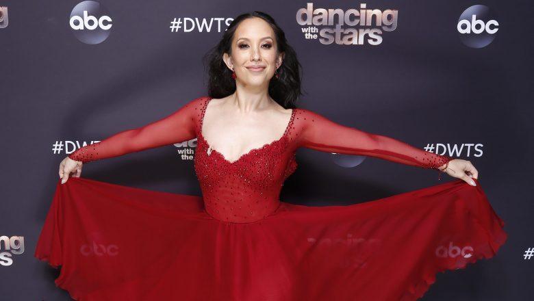 Cheryl Burke Talks Celebs With Dance Experience on 'DWTS' - Heavy.com