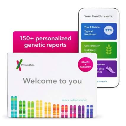 23andMe dna kit