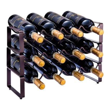 3 Tier Wine Rack