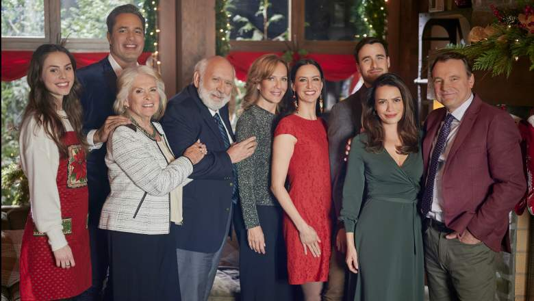 Watch Five Star Christmas Online for Free Without Cable   Heavy.com