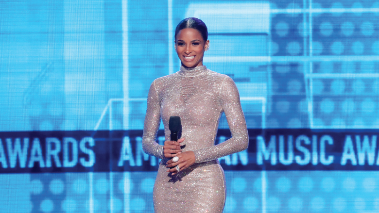 Ciara on the AMAs