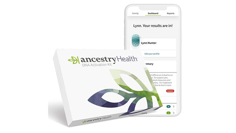 AncestryHealth DNA Test Kit