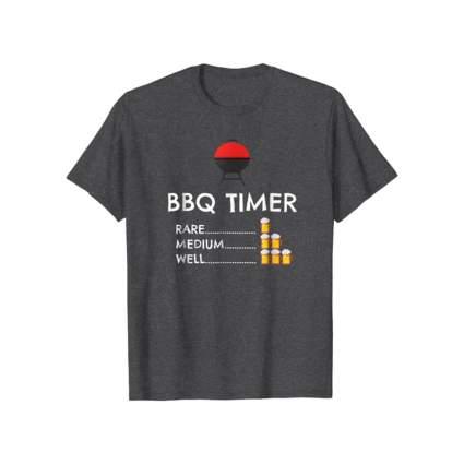 BBQ Timer Shirt