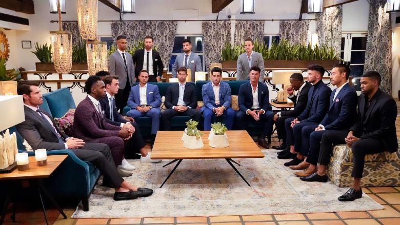 Season 16 contestants on 'The Bachelorette'