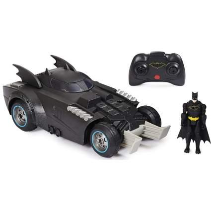 Batman Launch and Defend RC Batmobile