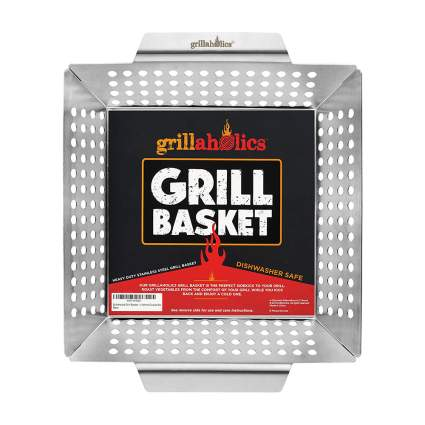 Best Grilling Gifts - Grill Basket