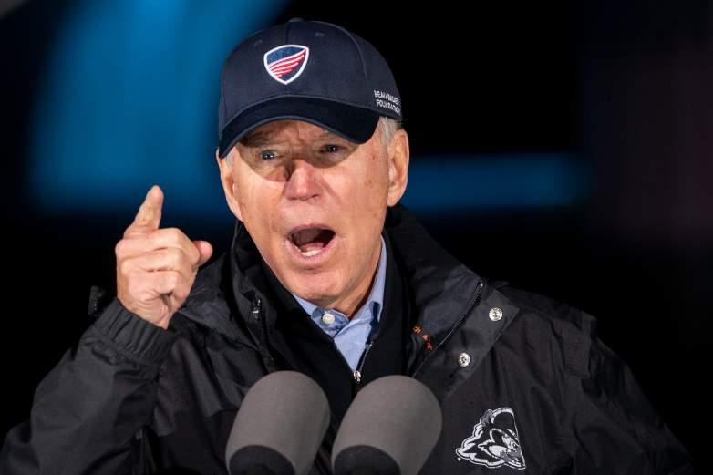 Joe Biden Philadelphia rally