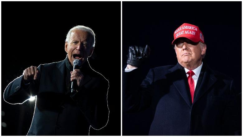 Joe Biden vs. Donald Trump