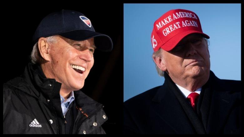 Biden vs Trump by Dwilson