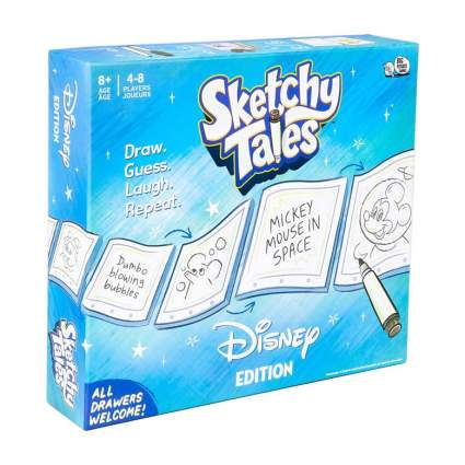 Big Potato Disney Sketchy Tales Game