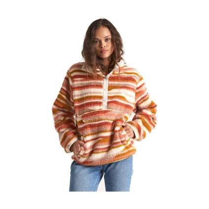 Billabong Women's Switchback Pullover Fleece