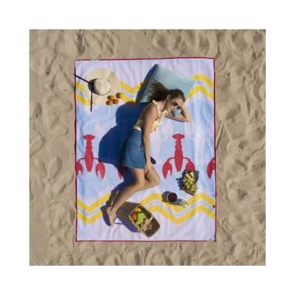 CGear Sandlite Patented Sand-Free Beach Mat