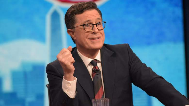 Stephen Colbert is once again hosting an election night special for Showtime.