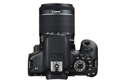 Canon EOS Rebel T6i Digital SLR camera