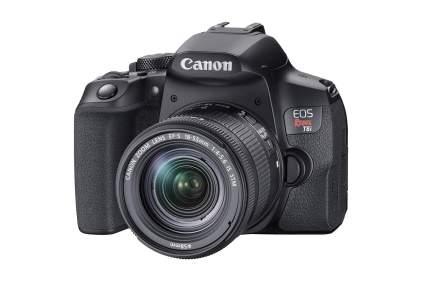Canon EOS Rebel T8i DSLR camera