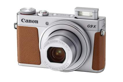 Canon PowerShot G9 X Mark II point & shoot camera
