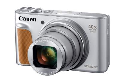 Canon PowerShot SX740 Digital Camera