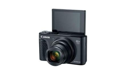Canon PowerShot SX740 HS point & shoot camera