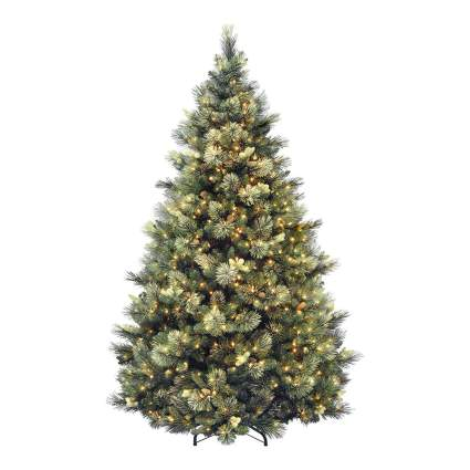 Rustic Carolina Pine Christmas tree