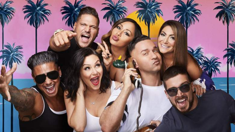 Jersey Shore: Family Vacation cast photo