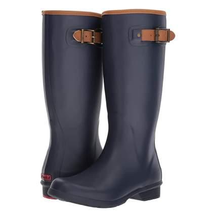 memory foam rubber rain boots