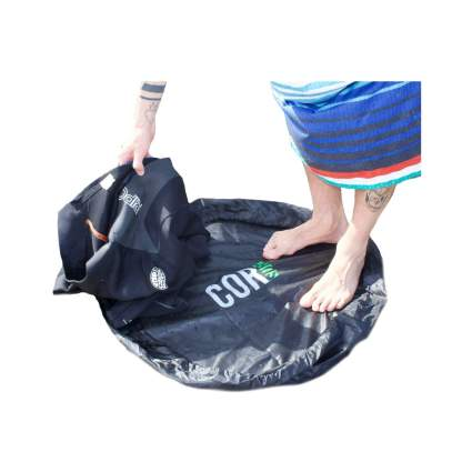 Cor Surf Wetsuit Changing Mat & Wet Bag