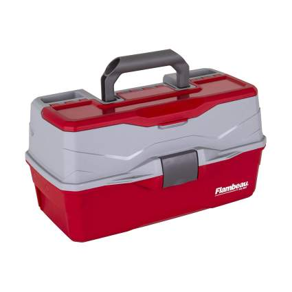 Flambeau Outdoors Classic 3-Tray Tackle Box