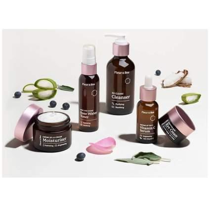 organic skincare starter set