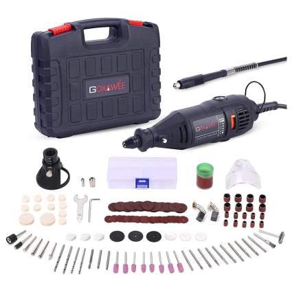 Rotary tool set