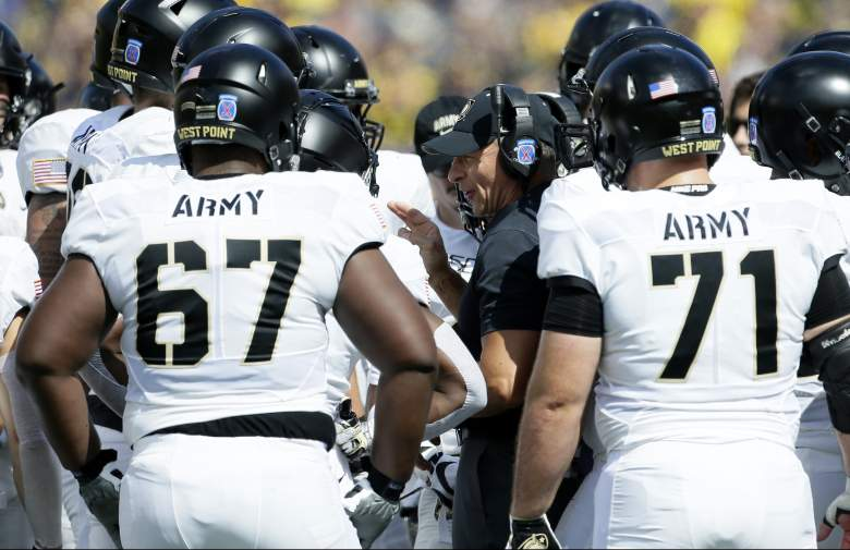 Army vs Tulane watch