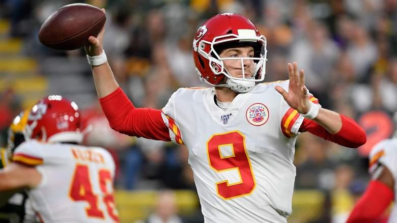 Kyle Shurmur Chiefs Broncos