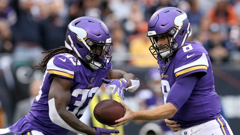 Dalvin Cook and Kirk Cousins