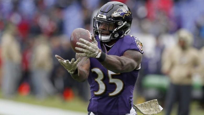 Fantasy Football Start Em Sit Em Running Backs Week 12