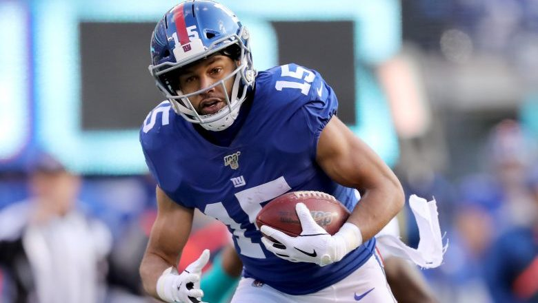 Golden Tate speaks out for first time since benching
