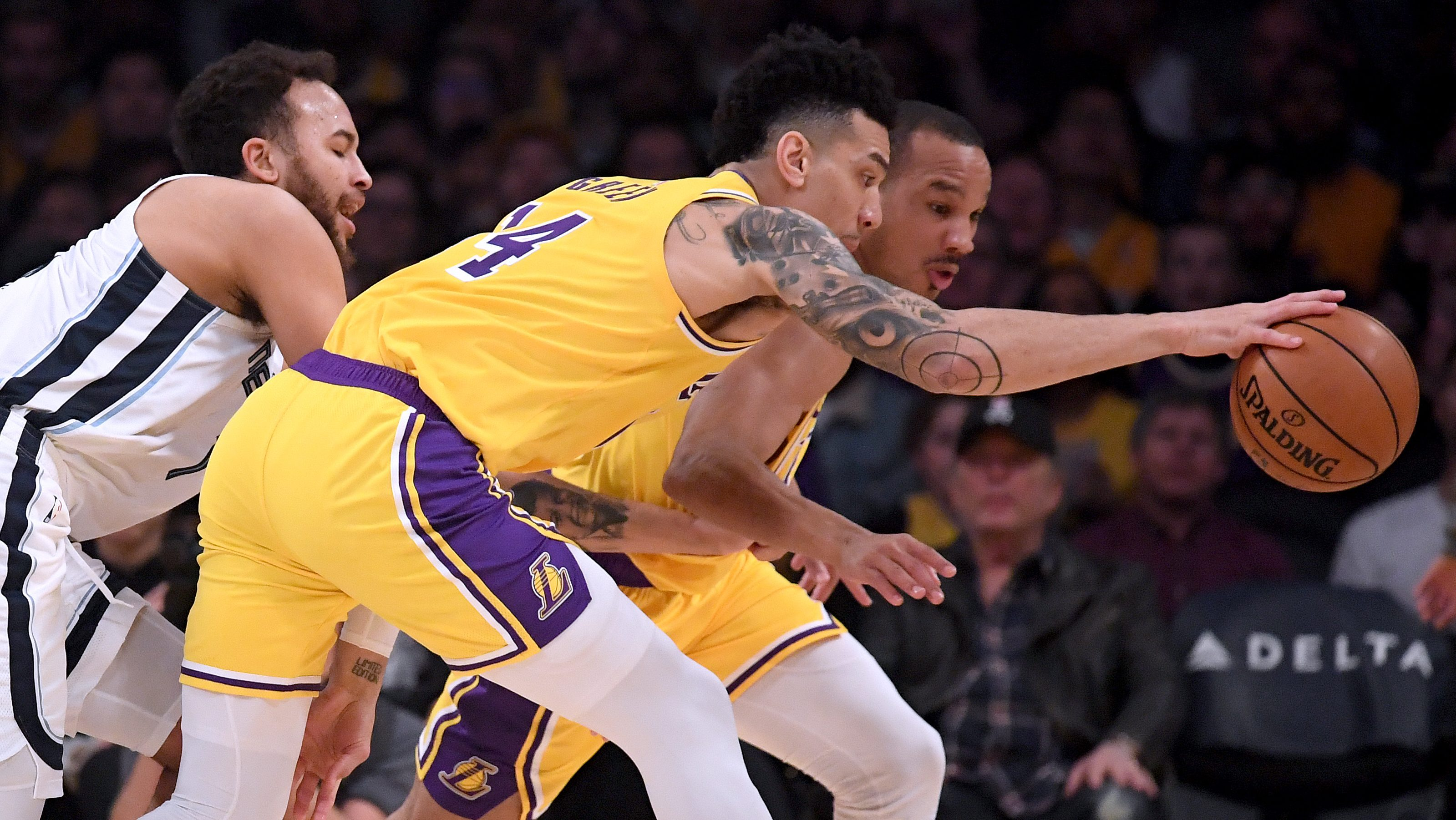 Danny Green Lists Ring-Worthy Lakers, Makes Notable ...