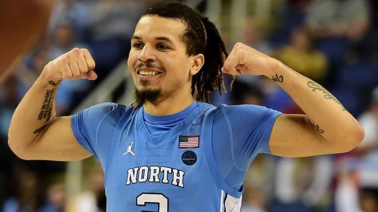 Cole Anthony, potential Boston Celtics draftee.