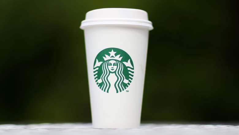 Starbucks for Thanksgiving