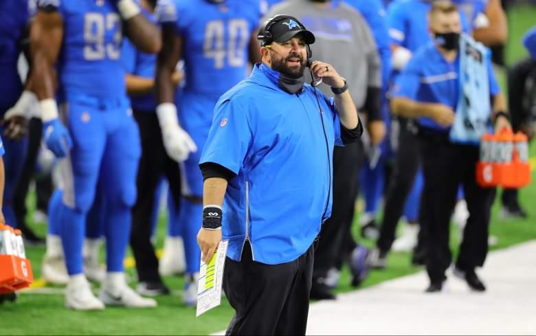 Mike Furrey Lions coach